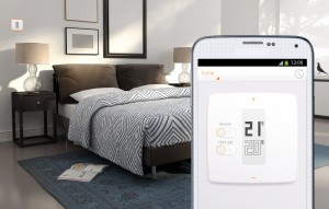 Installation d'un thermostat d'ambiance